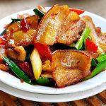 【日本美食】回锅肉(ホイコーロー)/Twice cooked pork/回锅肉【非中華中華料理】