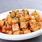 【日本美食】麻婆豆腐(マーボードウフ)/Mapotofu/麻婆豆腐【非中華中華料理】