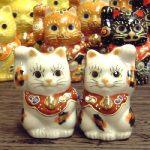 【日本文化】开运招福!日本代表吉祥物系列—招财猫(招き猫)