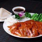 【日本美食】北京ダック(ペキンダック)/Peking duck/北京烤鸭【非中華中華料理】