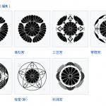 【日本文化】日本地位最高的家纹——菊、桐纹