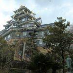 【冈山城】西瓜头の旅日記〜関西お城巡りの旅〜【后乐园】