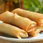 【日本美食】春巻き(ハルマキ)/Spring Roll/春卷【非中華中華料理】