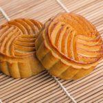 【日本美食】月餅(ゲッペイ)/MoonCake/月饼【非中華中華料理】