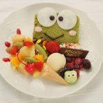 【7月1日号】KeroKero-Keroppi Birthday special cafe / けろけろけろっぴが来週誕生日!