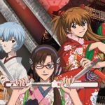 【7月11日号】EVANGELION with Japanese KATANA / エヴァンゲリオンと日本刀