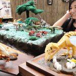 【8月15日号】Paper crafts in Shiga / 紙と竹で生き物を作ろう