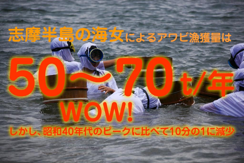【日本职业】 海女/Woman diver/海女 【Japanese Occupations】