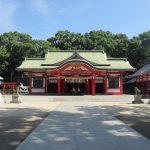 【日本生活】神社/Shinto shrine/神社【豆子的日本日常】